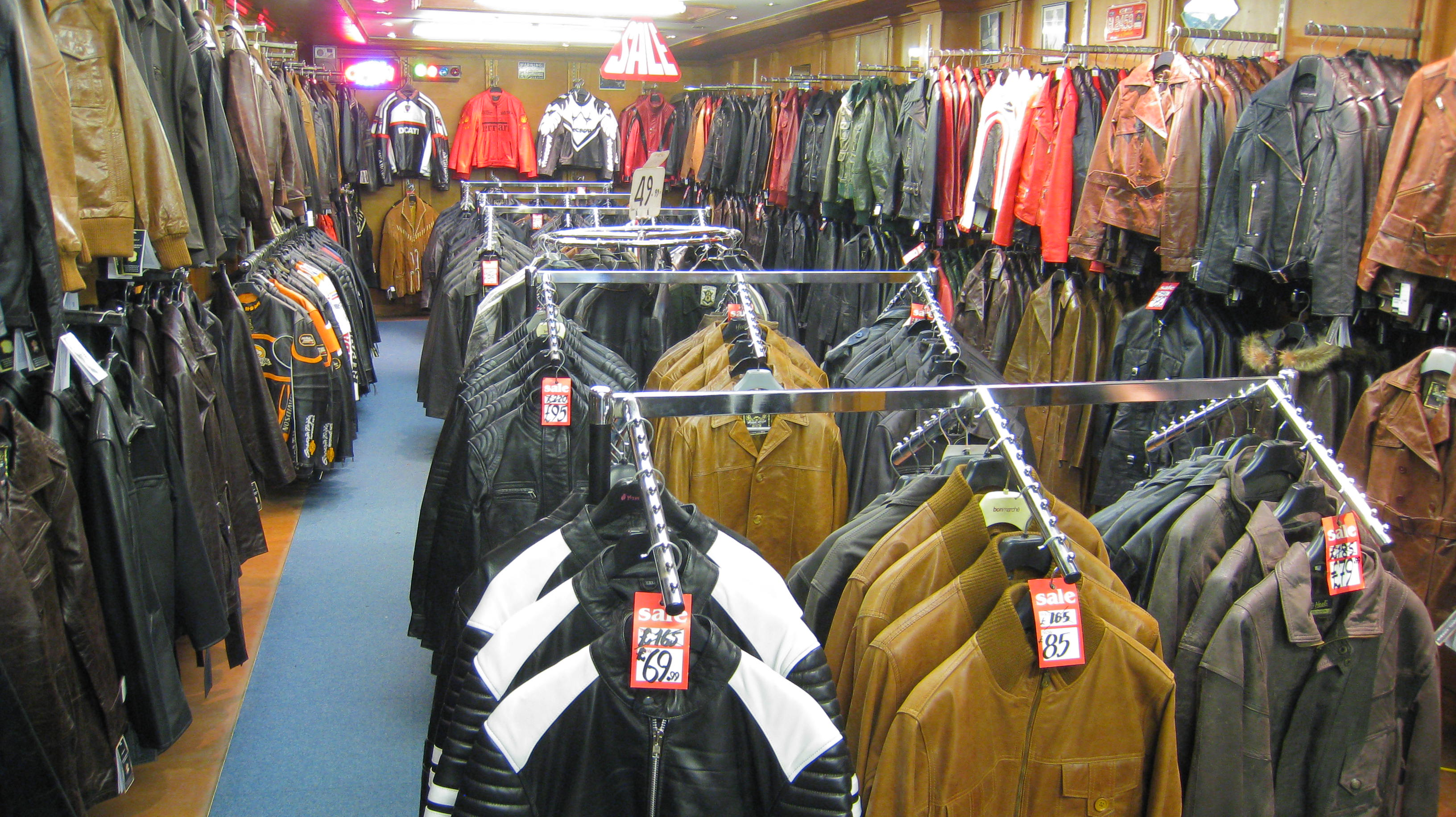 Leather Jacket Shop | Jackets Review